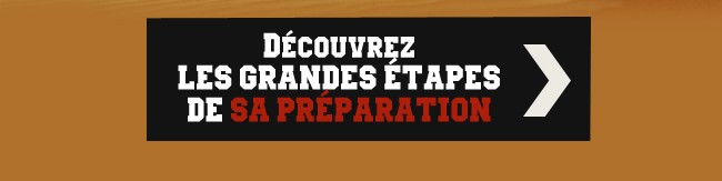 Découvrez les grandes étapes de sa préparation